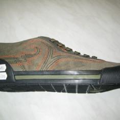 Pantofi sport barbati WINK;cod FS203-5;marime:44 - Adidasi barbati Wink, Culoare: Khaki, Piele sintetica