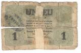 Romania 1 leu 1917 BGR (919)