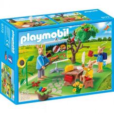 Easter - Scoala De Pasti A Iepurasilor - Figurina Povesti Playmobil