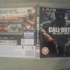 Call of duty - Black Ops - Joc PS3 ( GameLand ) - Jocuri PS3, Shooting, 18+, Multiplayer