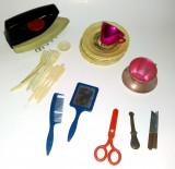 Lot piese joc vechi pentru fetite - anii '80
