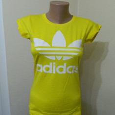 TRICOU ADIDAS -MODEL NOU -MARIMI- L -KG IN DESCRIERE - Tricou dama, Marime: L, Culoare: Din imagine