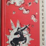 PRIMA ANTOLOGIE SAGETATORUL/CENACLUL ELEVILOR BUCURESTI/1968autograf TUDOR OPRIS - Carte poezie