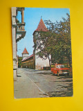 HOPCT 16840  SIBIU TURNURI DE APARARE   -JUD SIBIU  [NECIRCULATA], Printata