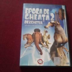 XXX FILM DVD EPOCA DE GHEATA DEZGHETUL - Film animatie, Engleza