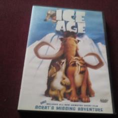 XXX FILM DVD ICE AGE - Film animatie, Engleza