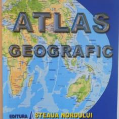 ATLAS GEOGRAFIC GENERAL, EDITIA A 6 - A, 2012 - Carte Geografie