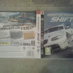 Need for Speed Shift - NFS - Joc PS3 ( GameLand ) - Jocuri PS3, Curse auto-moto, 3+, Single player