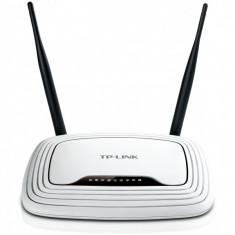 Router wireless N 300Mbps TP-LINK TL-WR841N, Porturi LAN: 4
