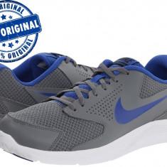 Adidasi barbat Nike CP Trainer 2- adidasi originali - running - adidasi alergare - Adidasi barbati Nike, Marime: 40.5, Culoare: Gri, Textil