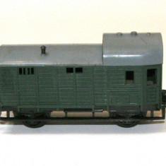 Vagon bagaje Trix Express scara HO(2191) - Macheta Feroviara Trix, 1:87, Vagoane