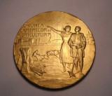 Medalie Regalista Uniunea Camerelor de agricultura - Expositia