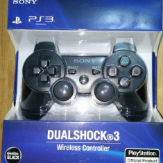 Joystick PS3 wireless, bluetooth, nou sigilat - controller
