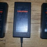 Adaptor alimentator playstation2 ps2 slim original Sony, Cabluri