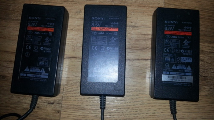 Adaptor alimentator  playstation2 ps2 slim original Sony