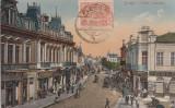 PLOIESTI , CALEA CAMPINEI , MAGAZINE , TRASURI , ANIMATA , TCV ,CIRCULATA 1925, Printata