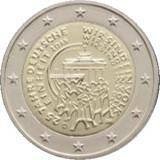 Germania moneda comemorativa 2 euro 2015 - Berlin - UNC, Europa