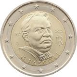 Italia moneda comemorativa 2 euro 2012 - Giovanni Pascoli - UNC, Europa