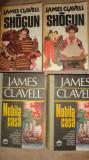 Shogun 2 vol+ Nobila casa 2 vol- James Clavell