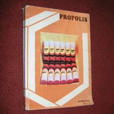 Propolisul - Un pretios produs al apiculturii - Apimondia - Carte tratamente naturiste