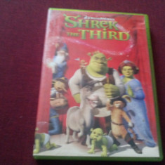 XXX FILM DVD SHREK THE THIRD - Film animatie, Romana