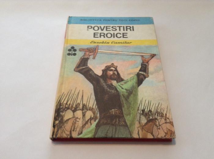 EUSEBIU CAMILAR POVESTIRI ISTORICE,P8