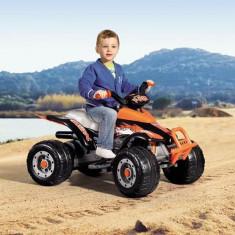 Peg Perego - Corral T-Rex - Masinuta electrica copii