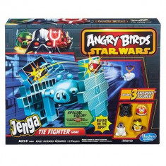 Hasbro Angry Birds Star Wars Jenga the Figheter Game