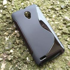 Husa Vodafone Smart Prime 6 Silicon Gel Tpu S-Line Neagra - Husa Telefon