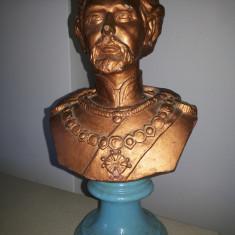 Statuie bust, veche Ludwig II, Konig der Bayern-Neuschwanstein - Sculptura, Ipsos, Europa