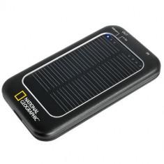 Incarcator Solar National Geographic
