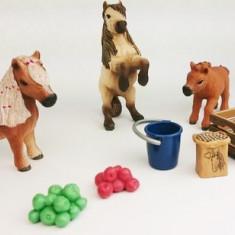 Miniature Shetland Pony Schleich-41432 - Figurina Animale