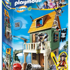 Fortul De Camuflaj Al Piratilor Playmobil