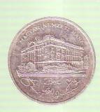 Moneda- 200 FORINTI argint 1992
