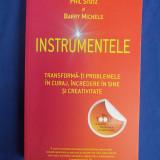 PHIL STUTZ - INSTRUMENTELE / TRANSFORMA-TI PROBLEMELE IN CURAJ - 2012 *