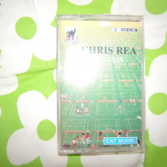 Caseta audio CHRIS REA - TENNIS (1980) - Muzica Rock cat music, Casete audio