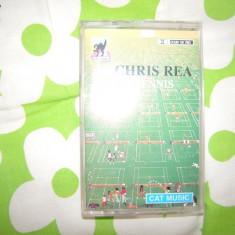 Caseta audio CHRIS REA - TENNIS (1980) - Muzica Rock cat music, Casete audio