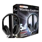 Casti wireless cu radio, Casti On Ear