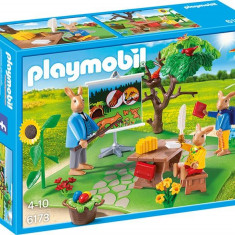 Scoala De Pasti A Iepurasilor Playmobil