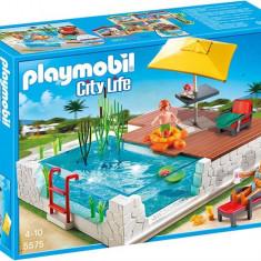 Piscina De Lux Playmobil