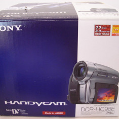 Camera video SONY DCR-HC96E mini DV