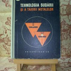 I. Vasile - Tehnologia sudarii si a taierii metalelor
