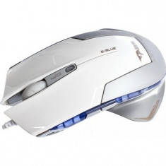 Mouse gaming E-Blue Cobra Mazer Type-R Optic, 2400DPI, alb, EMS124WH.. !!!, USB, Optica, Peste 2000