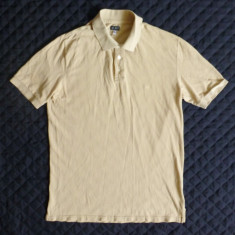 Tricou Armani Jeans Made in Italy; marime M: 53 cm bust, 75 cm lungime etc. - Tricou barbati, Marime: M, Culoare: Din imagine
