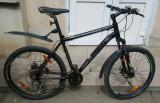 Bicicleta Trek 3900, cadru de aluminu, frane pe disc. PRET REDUS de la 1650ron!