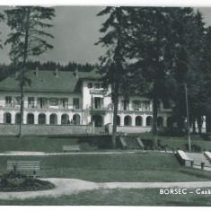 7436 - Romania ( 23 ) - Harghita, BORSEC - postcard - used - 1962 - Carte Postala Transilvania dupa 1918, Circulata, Printata