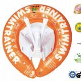 Colac Copii Swimtrainer Classic Portocaliu, 2-6 Ani - Colac plaja