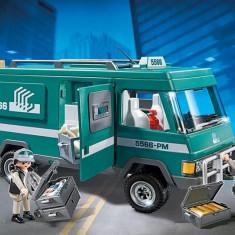Masina De Transportat Bani Playmobil