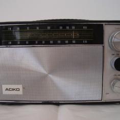 Radio ACIKO FSH-212 made in HONG KONG - Aparat radio