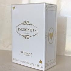 Apă de toaletă Incognito for Her (Oriflame) - Parfum femeie Oriflame, 50 ml